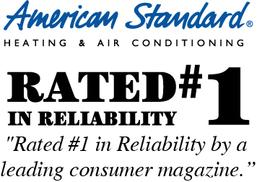 HVAC Number One Rating