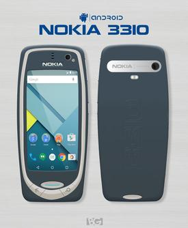 Nokia 3310 is coming back...!