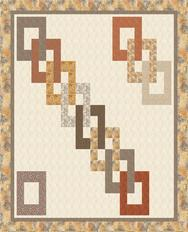 In Chains-Shalimar-Free quilt pattern