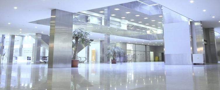 Commercial Building Janitorial Services
