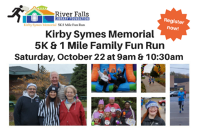 Kirby Symes Memorial 5K and Family Fun Run