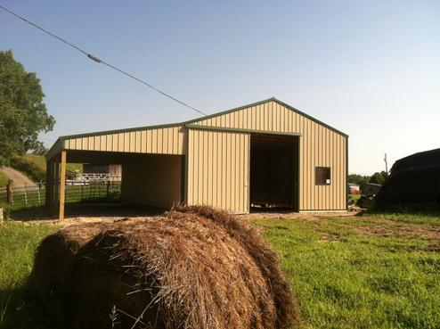 BARN BUILDER SERVICES