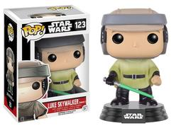 POP! luke skywalker star wars