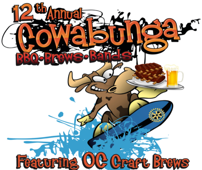 Cowabunga - finest annual collection of Placentia BBQ