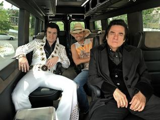 Johnny, Kenny & Elvis of Legends in Concert