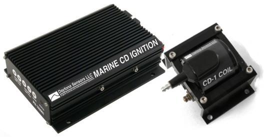 CD-1™ Ignition System - Marine Racing Unit | Daytona Sensors™