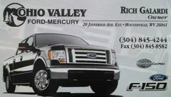 Ohio Valley Ford-Mercury Logo