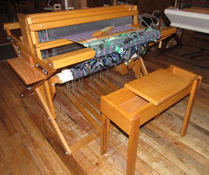 Used Kessenich Loom for sale west michigan, Used weaving looms for sale