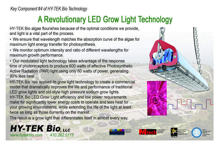 HY-TEK Bio - LED Lighting