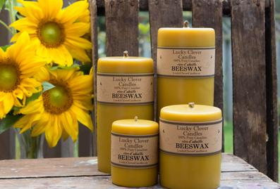 Beeswax Candles Canada