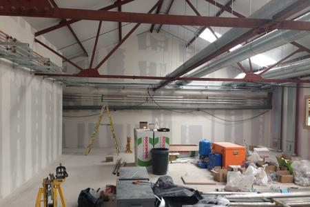 Commercial Redecoration London