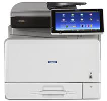 Cedar Rapids Photo Copy, Inc., CRPC, Savin, Savin MP C306, Savin MPC306, Office Printing, Office Multifunction printer, MFP, Scan, Print, Fax, Copy, 31 Black & White or full color pages per minute, hotspot printing, mobile printing, mobile scanning, Super VGA Smart Operation Panel, Compact size