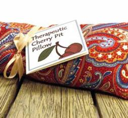 Therapeutic Cherry Pit Pillows