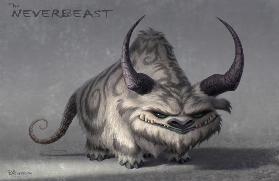 Gruff The Neverbeast