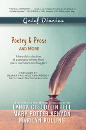 Grief Diaries Poetry book