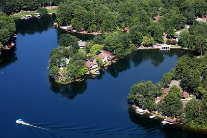 Lake Homes in Hot Springs Village REMAX