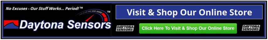 Billet Aluminum Distributors | Daytona Sensors™