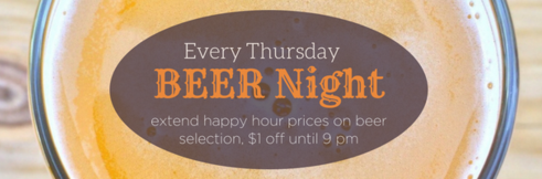 Beer-Night-South-Point-Tavern-Akron-OH-Every-Thursday