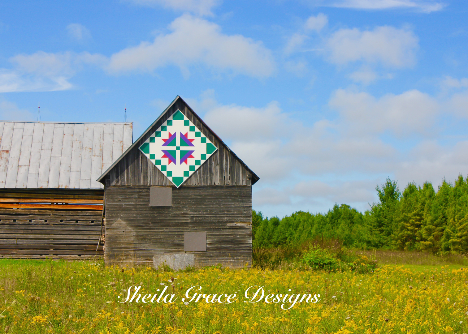 Door County Barns And Barn Quilts