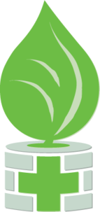 Green Well Logo - Icon