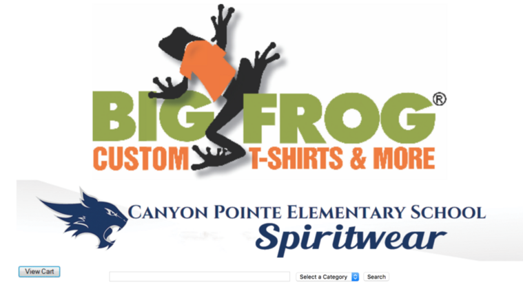 Spirit Store- Canyon Pointe PTO