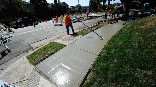Expert Sidewalk Repair and Installation Services and Cost in Hallam NE | Lincoln Handyman Services