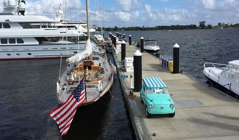Turquoise Island Car and Yacht
