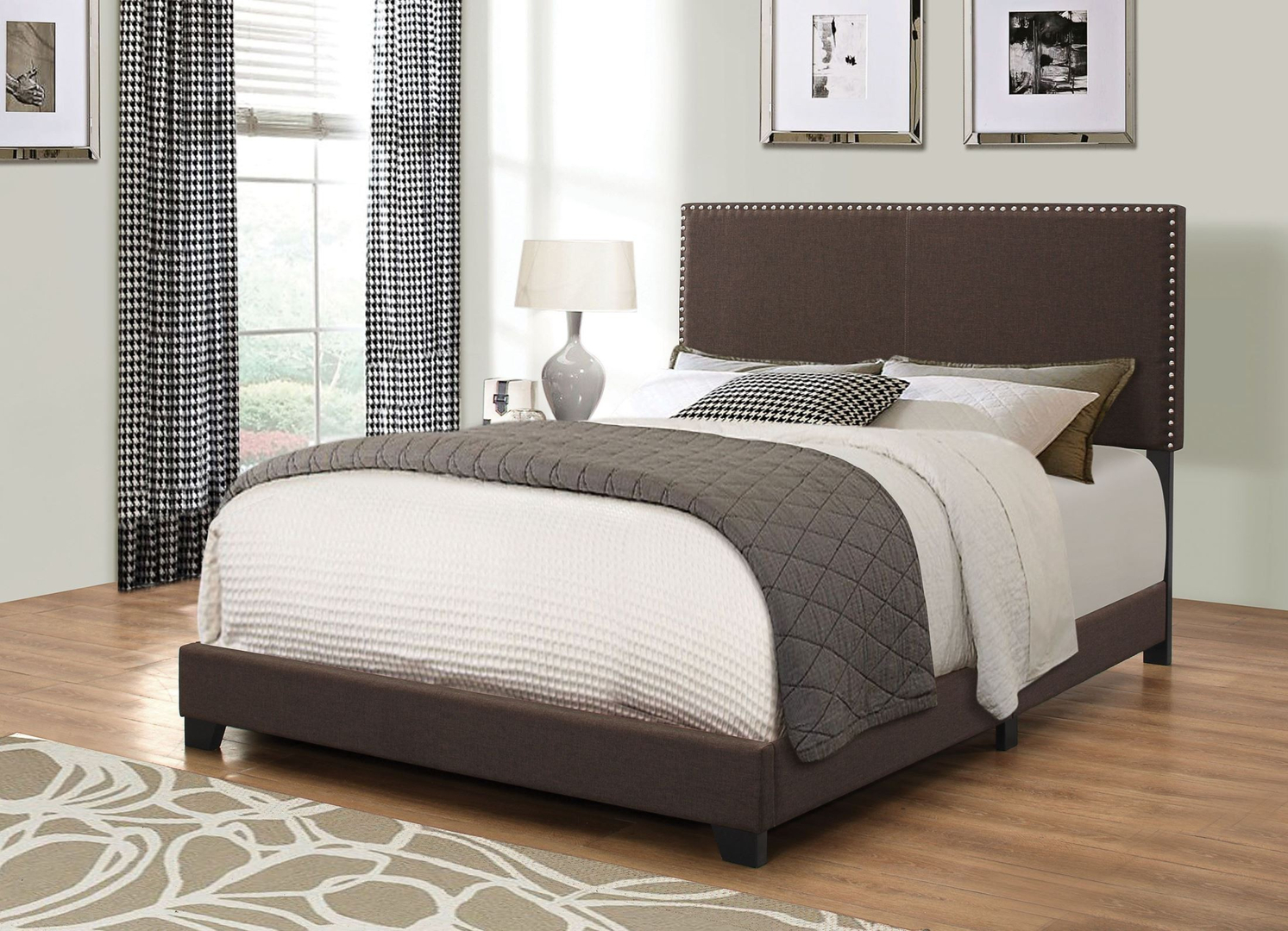 jbf - Bed Frame And Mattress Combo
