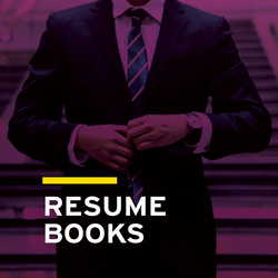 Link to a module on how to join a Resume Book on My Career.