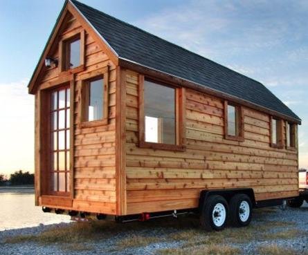 Tiny house builder home builders Elk Creek Builders Overgaard