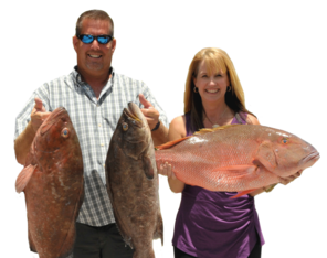 Fresh Grouper and Snapper