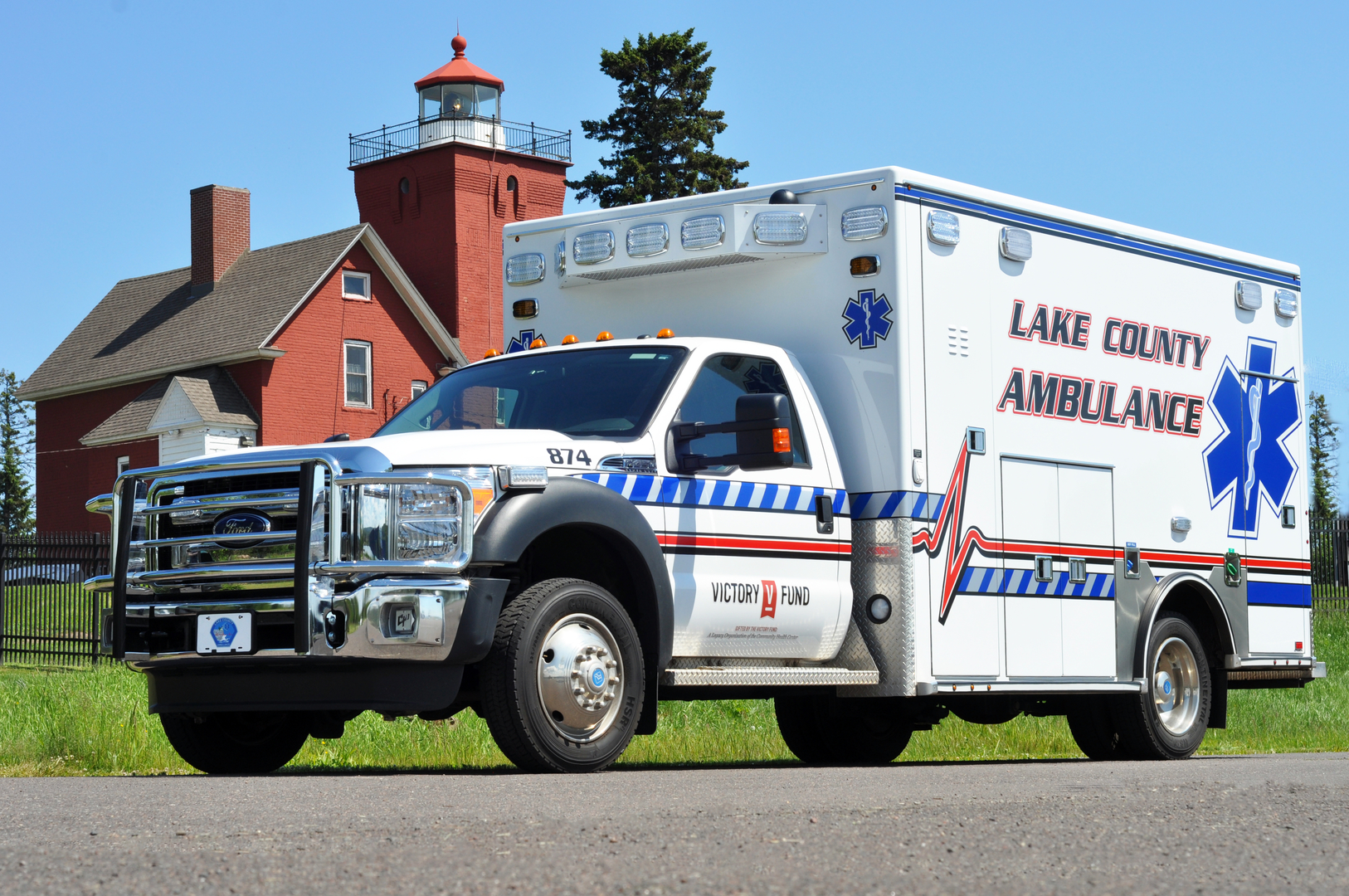 Lake County Ambulance Service - Medical Transport, Cpr, Bls Cpr