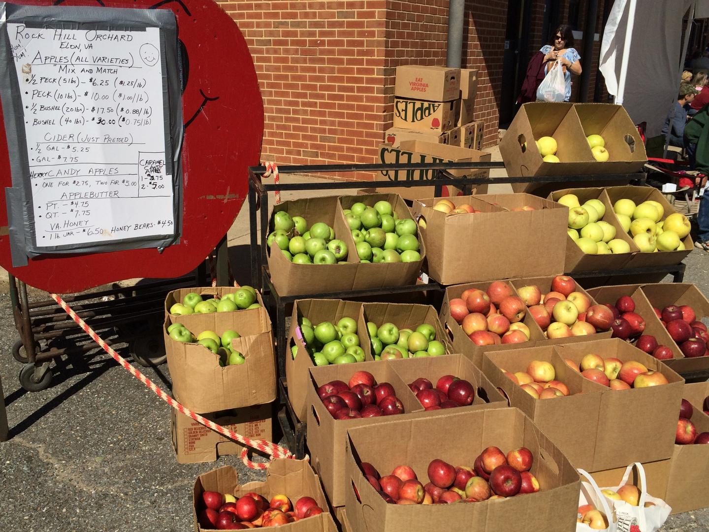 2021 Amherst Apple Harvest Festival