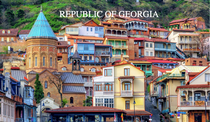 Georgia trips and retreats