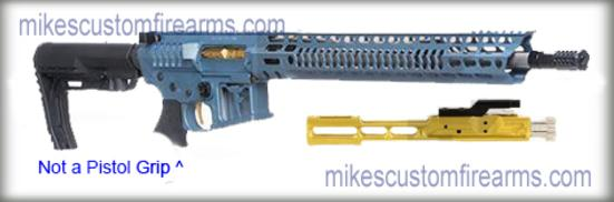 Long Guns - CA Compliant