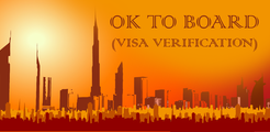Visa Message Dubai