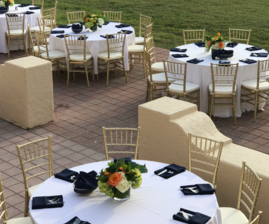Powel Crosley outdoor wedding by Sarasota Wedding Gallery