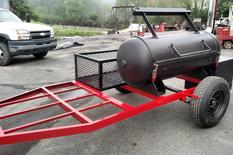 Smoker that looks brand new