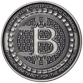 1 oz silver coins bitcoin click here to purchase colorized 1 oz guardian ccuart Choice Image