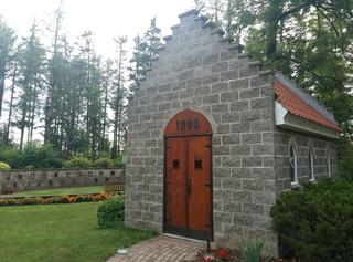 Chapel at Mindepark