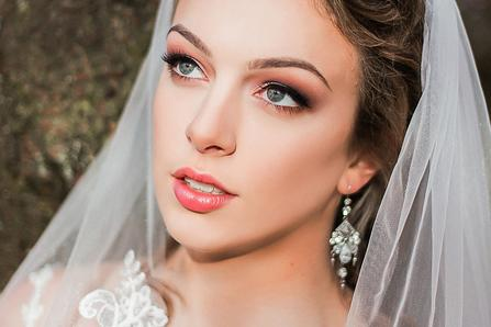 luxury makeup hairstyle seattle bridal