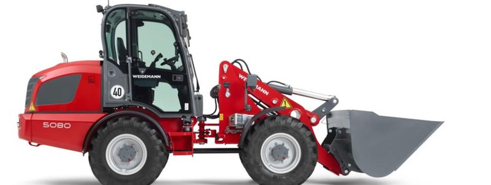 Weidemann 5080 Wheel Loader