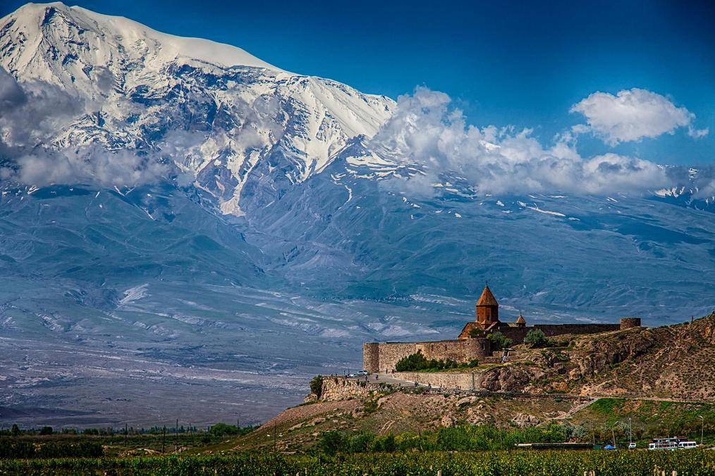 Travel Armenia, mount ararat