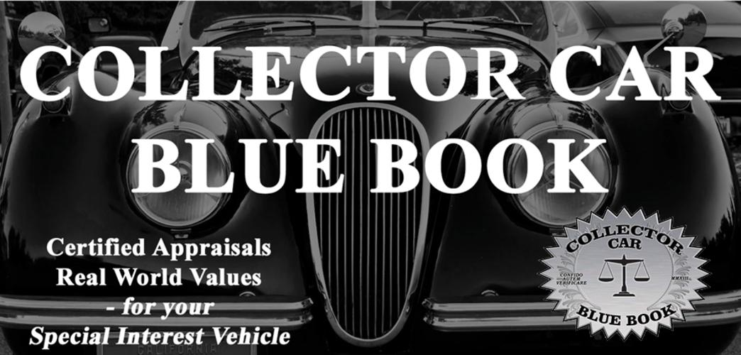 Collector Car Blue Book - Home