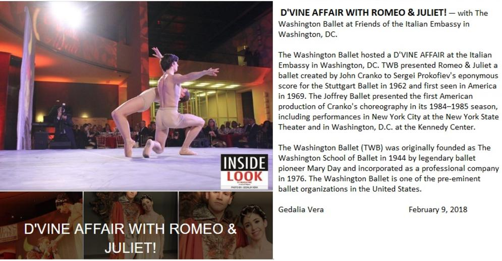 The Washington Ballet