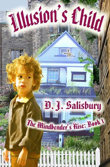 Illusion's Child by DJ Salisbury