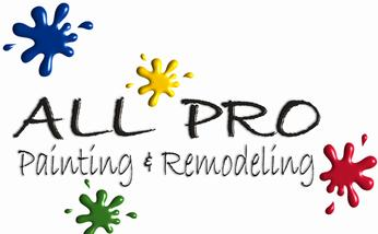 Interior Exterior House Painter ALL PRO Painting And Remodeling - All pro painting