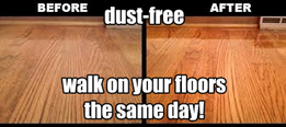 Hardwood Floor Cleaning in Rochester, NY