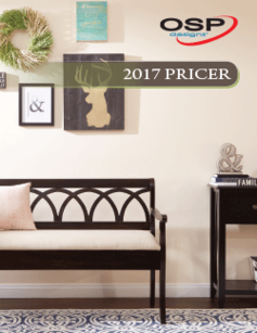OSP Designs 2017 Price List