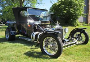 1923 T-Bucket Total Performance